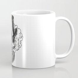 Skull Smoke Cloud Coffee Mug