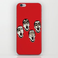 Kiss Cage iPhone & iPod Skin