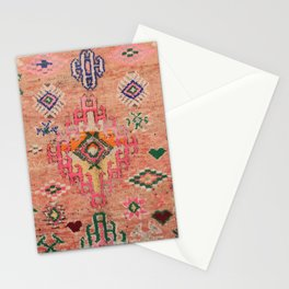 Moroccan Berber Traditional Carpet Stationery Cards