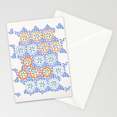 Moroccan Spring two Stationery Cards