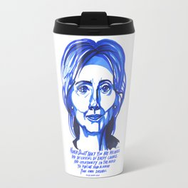Hillary Rodham Clinton Travel Mug