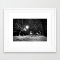 narnia Framed Art Prints featuring Narnia? by Mark Nelson