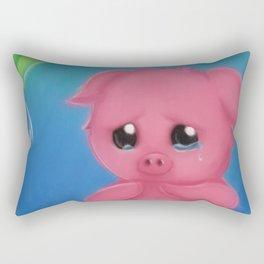 Babi, It's Cold Outside Rectangular Pillow