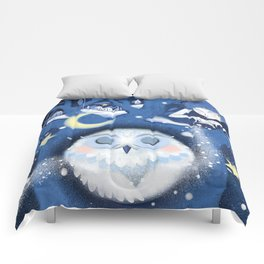Winter Dream Comforters