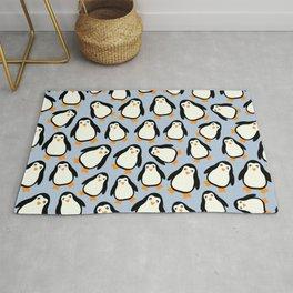 Penguin Power Rug