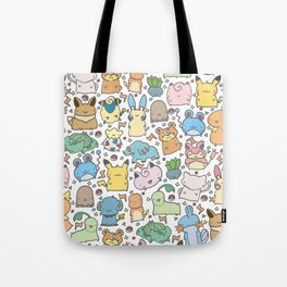 Kawaii Pokémon Tote Bag