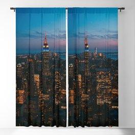 New York City 18 Blackout Curtain