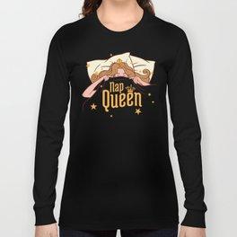 Nap Queen Long Sleeve T-shirt