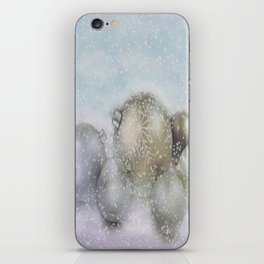 Romantic Christmas iPhone Skin