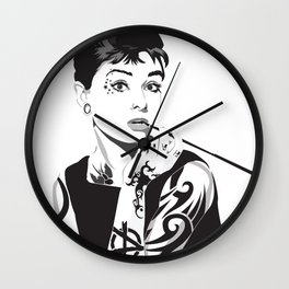 Audrey 2.5 Wall Clock