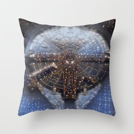 """""""Home Away From Home """" Throw Pillow"""