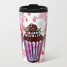 Cupcake Trio Travel Mug