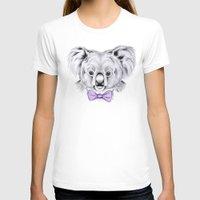 koala T-shirts featuring Koala by 13 Styx