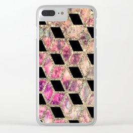 art 97 Clear iPhone Case