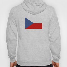 Czech Republic country flag Hoody