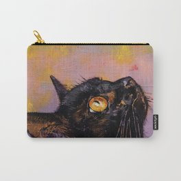 Fixed Gaze Carry-All Pouch
