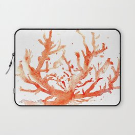 The Coral of Sciacca Laptop Sleeve