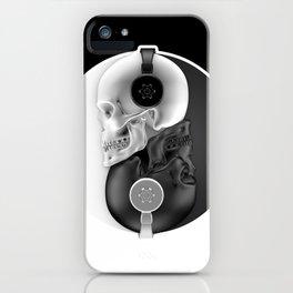 Headphone Harmony iPhone Case