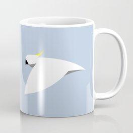 Flight of the Sulphur-Crest Coffee Mug