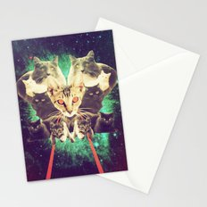 Galactic Cats Saga 1 Stationery Cards