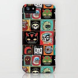 Headhunter outlanders  iPhone Case