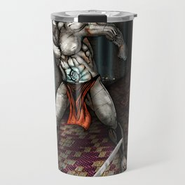The Iron Golem Travel Mug