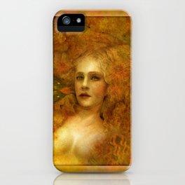"""Ofelita de Oro"" (From ""Death, Life, Hope"") iPhone Case"