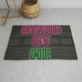 Stand By ME - Night - Shutdown Rug