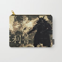 Honor of the Samurai Carry-All Pouch