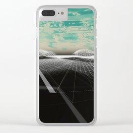 S170608WF Clear iPhone Case