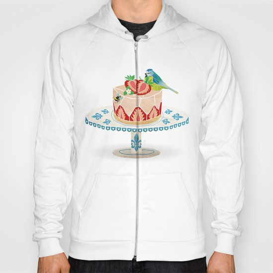 life is short, take a dessert  Hoody