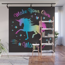 Make Your Own Magic 2 Wall Mural