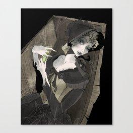 A Tonic Canvas Print
