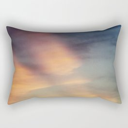The setting Rectangular Pillow