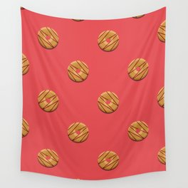 Peanut Butter Wall Tapestry