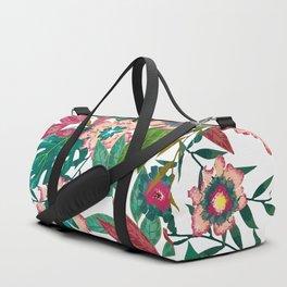Floral Mood Duffle Bag