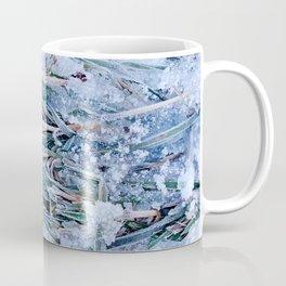 Frosty Grass Coffee Mug