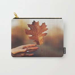 Catching a bit of Autumn Carry-All Pouch