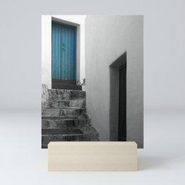 Steps & Openings Mini Art Print