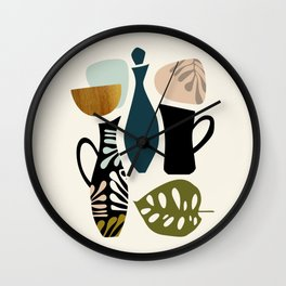 Kitchen ware Wall Clock