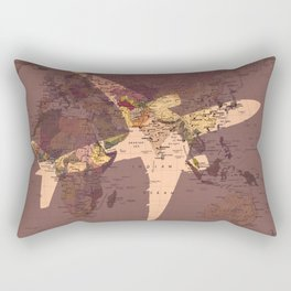 jetset Rectangular Pillow