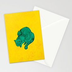Cat Friends Stationery Cards