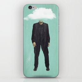 Head in the Cloud iPhone Skin