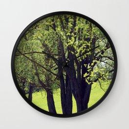 Meadow Path Wall Clock