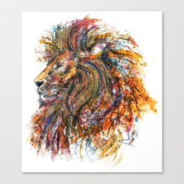 'The King' Canvas Print