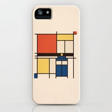 Mondrian Who Slim Case iPhone (5, 5s)