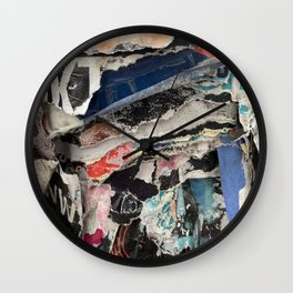 Berlin Posters-Time Wall Clock