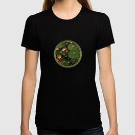 Tropaeolum flowers T-shirt