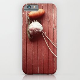 Buoy iPhone Case