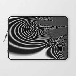Fractal Abstract 100 Laptop Sleeve